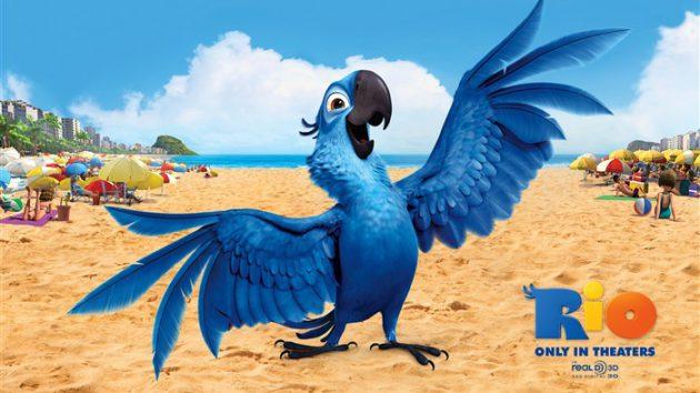 Rio The Movie (2011) ริโอ เดอะ มูฟวี่